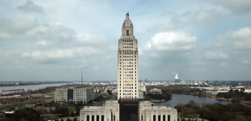 louisiana legislature working on sports betting