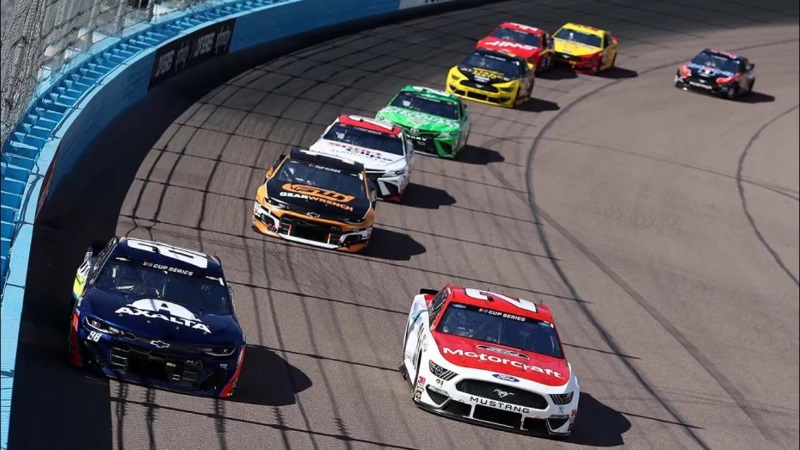 NASCAR, IMG Arena Sign Multi-Billion Dollar Deal For World Wide Sports Betting