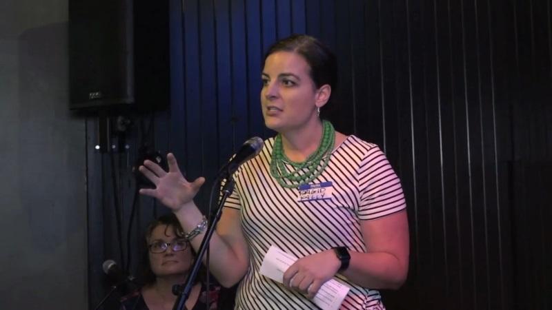 ohio representative Brigid Kelley