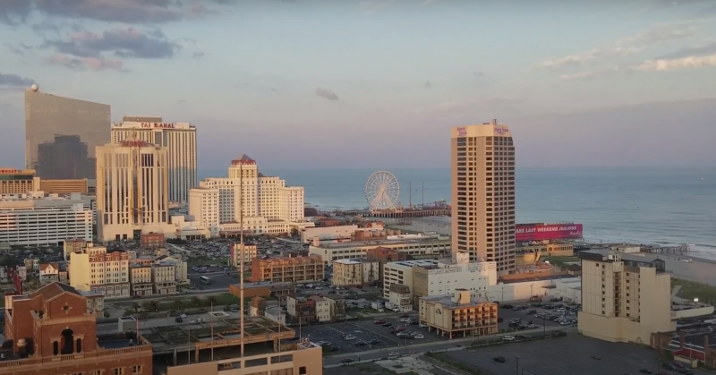 Closed Atlantic City casinos