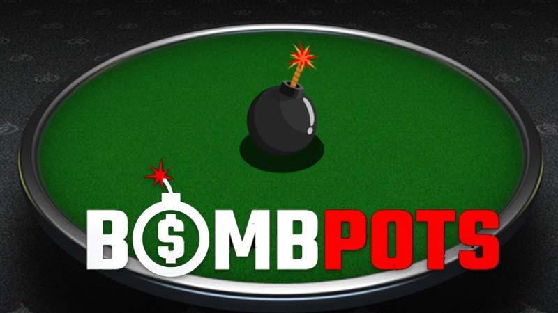 Bomb Pot Cash Games at America's Cardroom