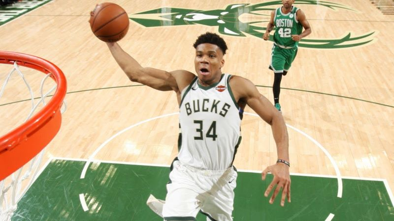 Giannis Aiming For TItle