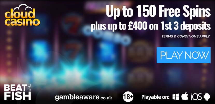 Play Now at Cloud Casino