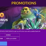 $6000 welcome bonus at Super Slots online casino