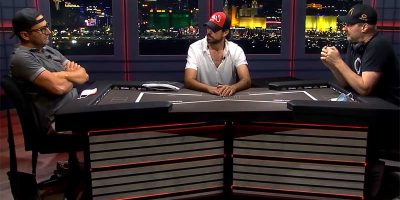 Esfandiari and Hellmuth Face-Off in $200K High-Stakes Duel Rematch