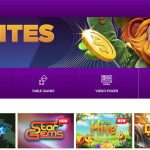 Super Slots online casino favorites section