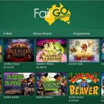 Fair Go Casino slots lobby