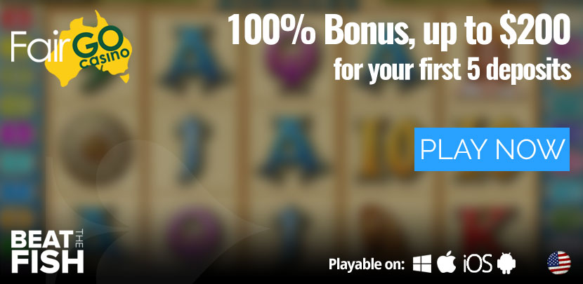 Play Now and Fair Go Casino