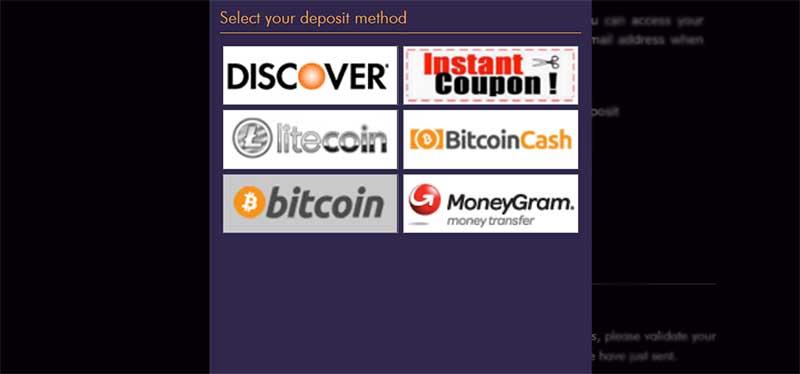 miami club banking deposits