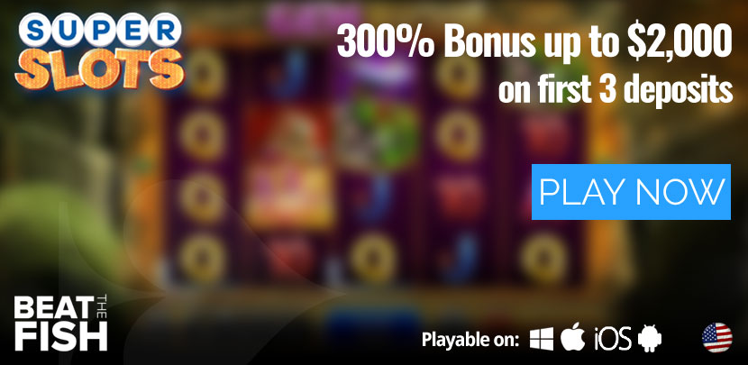 Play Now at Super Slots