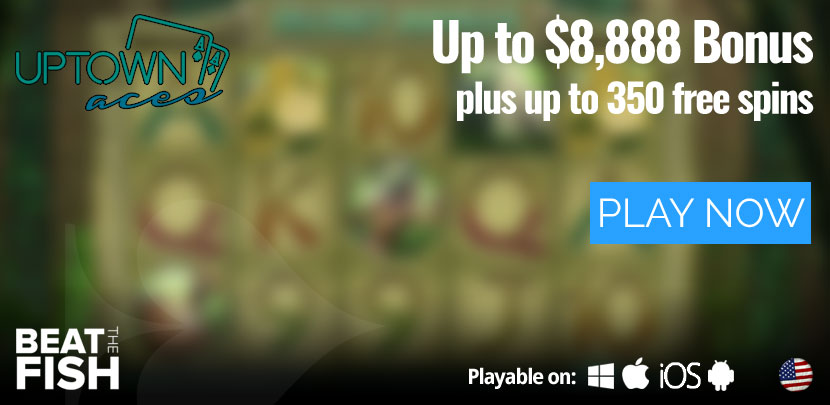 Play Now at Uptown Aces Casino
