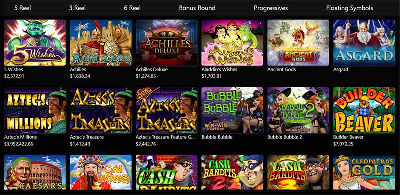 online slots at uptown aces casino