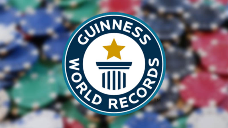 GGPoker Guiness World Record