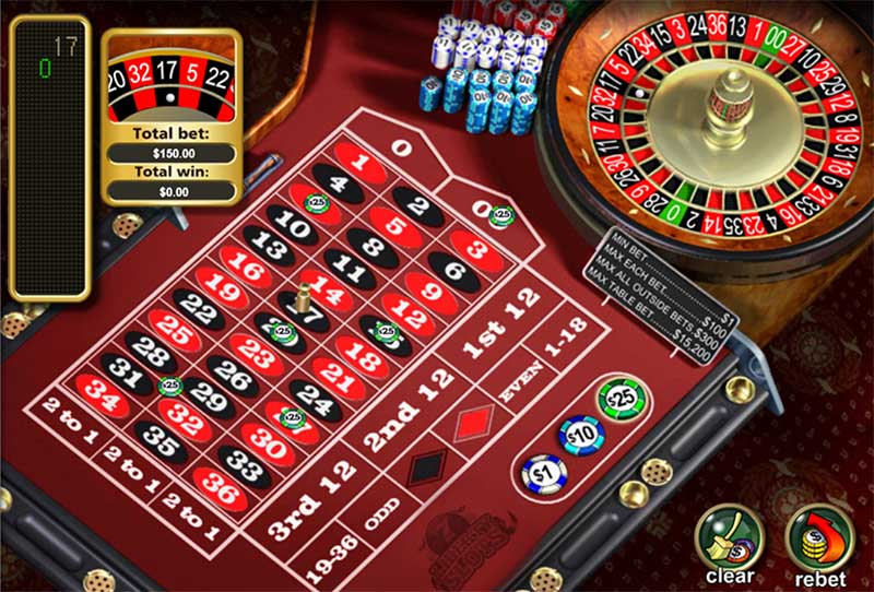 online roulette at liberty slots