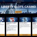 homepage liberty slots