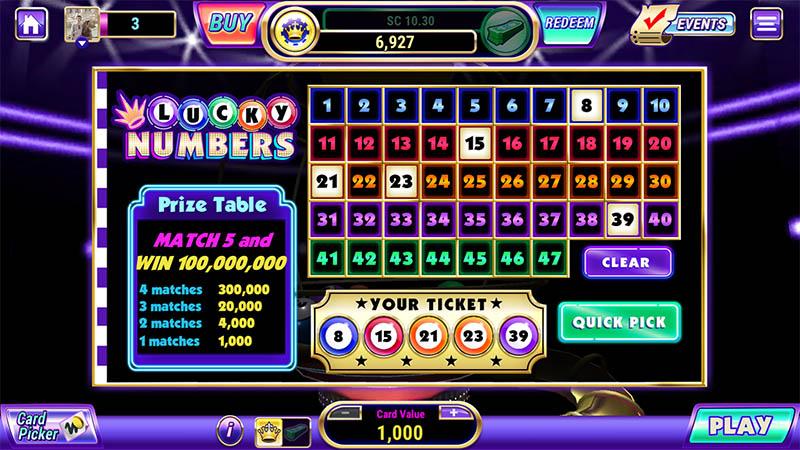 LuckyLand instant win games