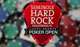 Lucky Hearts Poker Open Underway – WPT's First Live Tournament In A Year