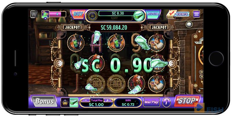 LuckyLand Slots Casino Selection