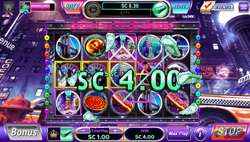 Casino Games at LuckyLand Slots