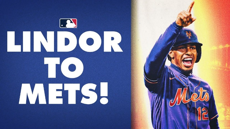 Lindor to the Mets