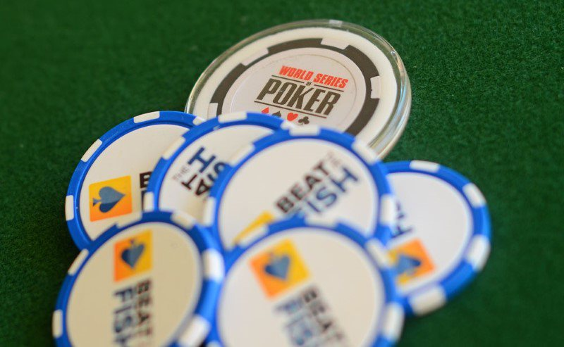 WSOP and GGpoker tournaments to begin