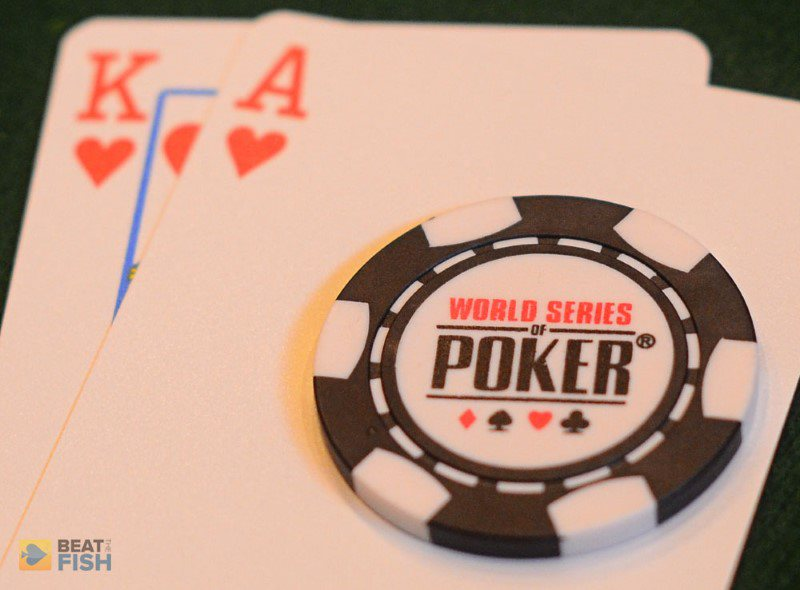 WSOP has been active since 1970