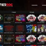 Red Dog Casino Video Poker