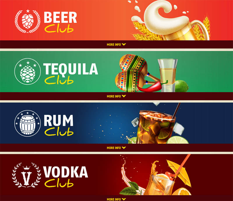 VIP Program at Red Stag casino