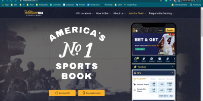 William Hill US Opens a Permanent Sportsbook Inside Capital One Arena