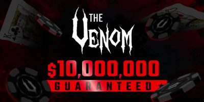 America's Cardroom Offers Its Largest-Ever Guarantee in $10M Venom