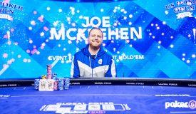Joe McKeehen Wins the US Poker Open 2021 Event #3 for $200,200
