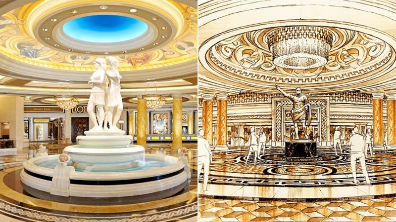 Caesars Palace Renovation