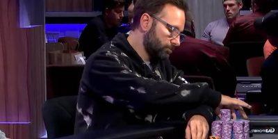 Danien Negreanu Wins £50K PokerGO Event – First Live Win in 8 Years