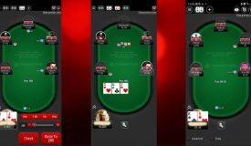 Portrait Mode Available in PokerStars Mobile App