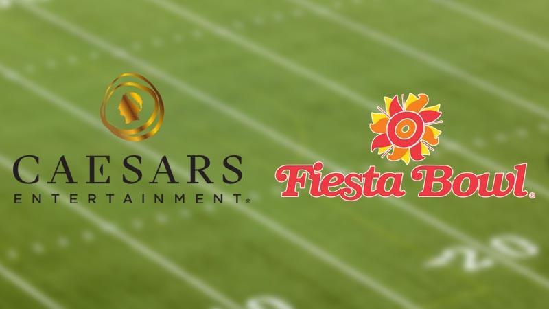 Caesars Entertainment partners with Fiesta Bowl