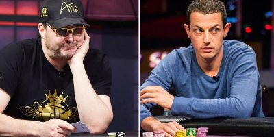 Tom Dwan Takes Over In Phil Hellmuth High Stakes Duel After Nick Wright Defeat
