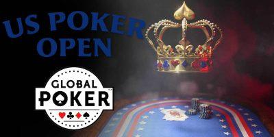 Global Poker Hosts US Poker Open Online