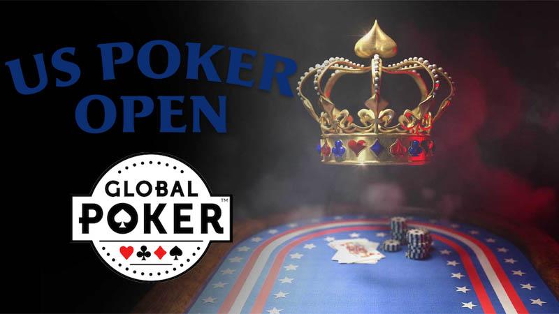 US Poker Open Online At Global Poker