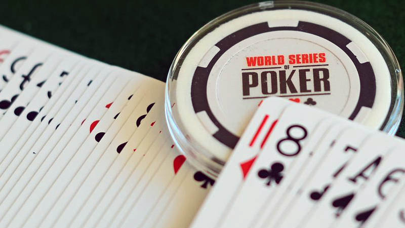 WSOP 2021 COVID Rules