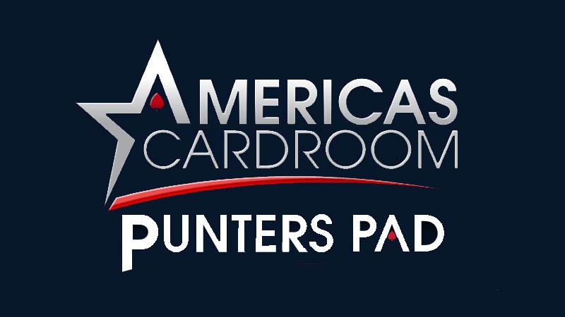 Punters Pad Americas Cardroom